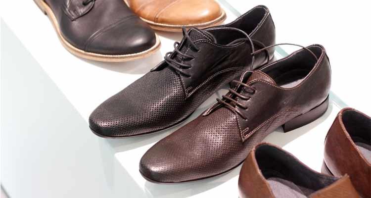 Schuhmodelle für Herren